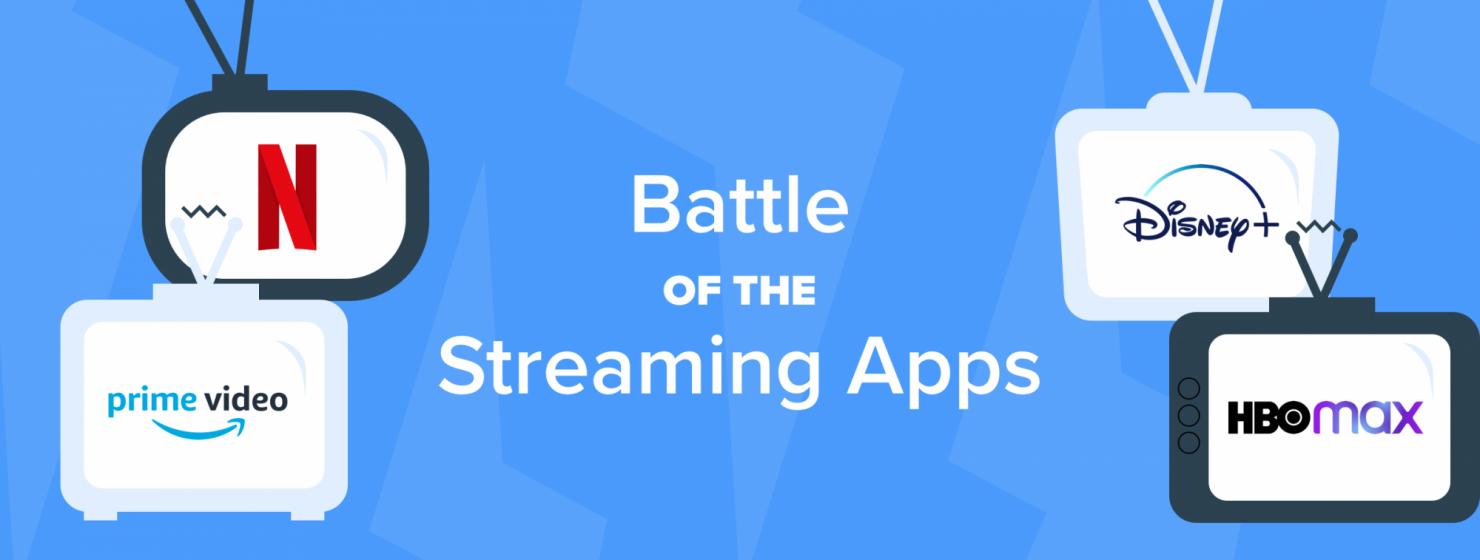 Airnowdata battle of streaming apps