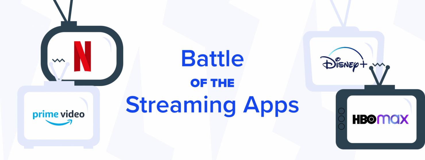 Airnowmedia battle of streaming apps
